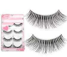 5 Pairs Natural Sparse Cross Eye Lashes Extension Makeup Long False Eyelashes re