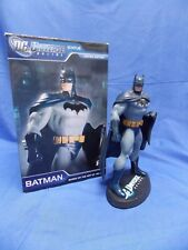 DC DIRECT DC UNIVERSE ONLINE BATMAN LIMITED EDITION STATUE #0831/5000