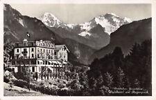 R279637 Interlaken Unspunnen. Waldhotel am Rugenpark. Gaber. 1938