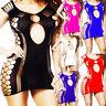 Women Lingerie Nightwear Sleepwear Bodystocking Bodysuit Mini Babydoll HOT Teddy