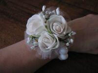 Brautschmuck Braut Armband Armschmuck Hochzeit ~ Handarbeit ~ créme NEU