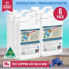 TASSIE SALMON CRABBING OIL MIX FOR CRABBING - 2.5 L X 6 (PAY FOR 5 GET 1 FREE!)