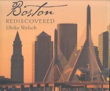 Boston Rediscovered (Regional Photos)-ExLibrary