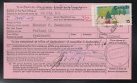 Canada 1971 15c Christmas on A/R Card Halifax to APELDOORN Netherlands