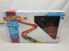 Hot Wheels Track Builder Unlimited Premium Curve Pack - NEW UNOPENED