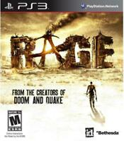 Rage Playstation 3 PS3