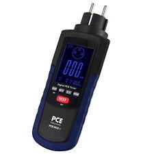 FI- Prüfgerät Messgerät PCE-RCD 1 FI-Schalter NEU Schutzschalter  FI-Tester