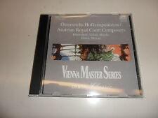 CD Vienna Master Series Österreichs Hofkomponisten