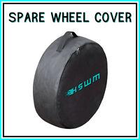 L Spare Wheel Cover Tyre Tire Storage Bag for Car Van Caravan Motorhome Truck 96
