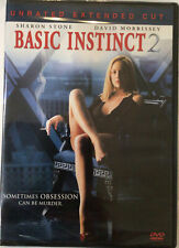 Basic Instinct 2 -Unrated Extended Cut  (Widescreen Edition) - DVD - NEW