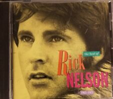 The Best of Rick Nelson 1963 -1975 CD