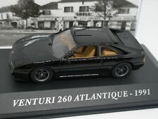 Modelcar 1:43   VENTURI 260 ATLANTIQUE 1991