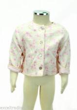JACADI Girl/'s Ailier Raspberry Purple Sweatshirt Cardigan Size 6 Months $34