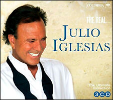 JULIO IGLESIAS * 55 Greatest Hits * NEW 3-CD BOX SET * All Original Songs * NEW