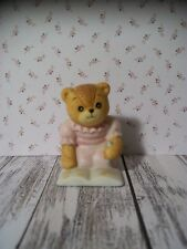 Enesco Lucy Rigg Bears, Lucy & Me, Teddy Bear, Coloring Book, Girl, Pink Dress