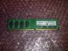 Crucial CT25664AA667.Y16F  2GB PC2-5300 DDR2 667MHZ 240 PIN PC Memory