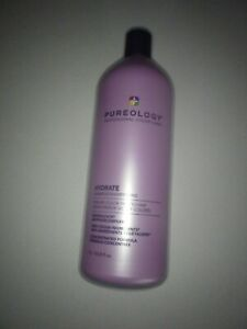 Pureology Hydrate Shampoo For Dry Color-Treated Hair Hydrates Strengthens 33.8