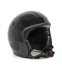 """Jethelm BORES-GENSLER """"KULT"""" kleinster Motorradhelm mit ECE-22.05 Gr.XL glänzend"""