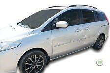 DMA23132 Mazda 5 5 puertas 2005-up viento desviadores 4pc Heko Teñido