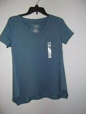 SONOMA - WOMEN - TOP - GALA BLUE - SIZE SMALL   (AC-41-69x3)