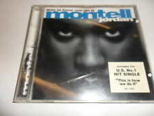 CD  Montell Jordan - This Is How We Do It