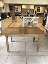 Lovely Oak Dining Table / Desk