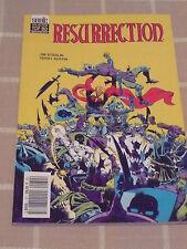 RESURRECTION Comics SEMIC super heros FRENCH VF MARVEL TOP BD LUG