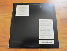 Third World War Nuclear Bomb 1963 sound effects private press Lp