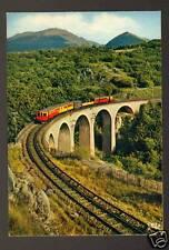 Ligne VILLEFRANCHE à LA TOUR de CAROL (66) PETIT TRAIN