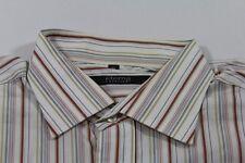 E5638 Eterna Excellent Businesshemd Kurzarm 42 Mehrfarbig gestreift Neuwertig