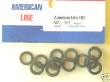 6 pair AFX Good Year Slot Car  Front Tires