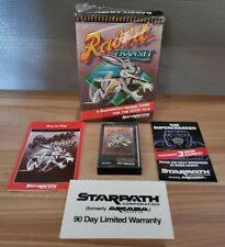 Atari 2600 Vintage Game Rabbit Transit Supercharger COMPLETE W/ Box & Manual