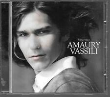 CD ALBUM 12 TITRES--AMAURY VASSILI--VINCERO--2008