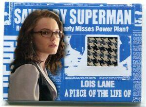 2006 Superman Returns Saved by Superman Memorabilia 8 Lois Lane's Skirt