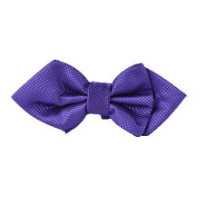 Pre Tied Satin Wedding Party Fancy Kids children Necktie Bow Tie - 25 Colours!