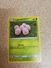 Exeggcute Pokemon Card, USED, 1/131