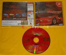 F355 CHALLENGE Dreamcast Dc Versione NTSC Giapponese F 355 Ferrari »»»» USATO
