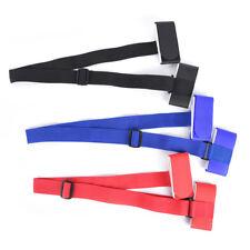 Adjustable nylon tape Strap Ski Pole Snowboard Carrier Hand Shoulder porter M&O
