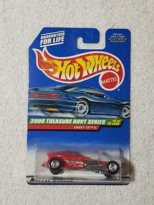 2000 HOT WHEELS SWEET 16 II TREASURE HUNT