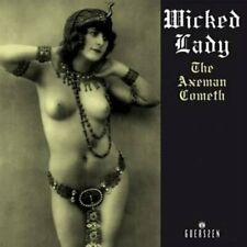 WICKED LADY - The axeman cometh - 2 LP  1972 Guerssen