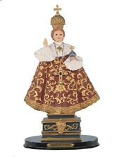 12 Inch Infant of Prague Infante de Praga Statue Figurine Figure Religious