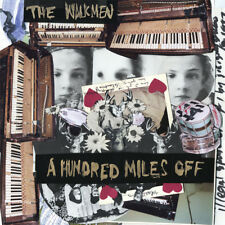 "The Walkmen ""A Hundred Miles Off"" (CD / New / Sealed copy)"