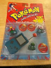 Vintage Pokemon Poke Ball Blaster, Battle Venasaur Ivysaur Bulbasaur