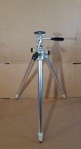 Star-D Mfg. Co. Inc. New York  Professional Aluminum Tripod 24 - 72 Inch Range
