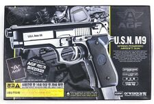 Academy #17211 M9 Airsoft Gun Hand Grips Pistol Toy 6mm BB Gun