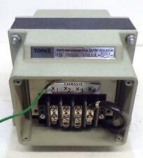 Topaz Line Noise Supressing Ultra Isolator 91901 45 5060hz 230460v Input