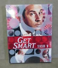 Get Smart Season 1 2006 Sealed NIB 5 DVD set