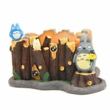 Flower Pot Totoro Figurines Ornaments Fairy Potted Garden Moss Gnome Decoration