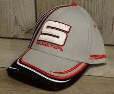 New ListingSkeeter Performance Fishing Boats Grey Red Black Hat Cap Nwt