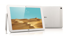 "LG GPad3 X760 32Gb Wi-Fi Tablet PC 10.1"" Full HD Android6 Ram2Gb 533g Pen White"